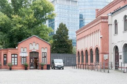 Varsovie musée insurection