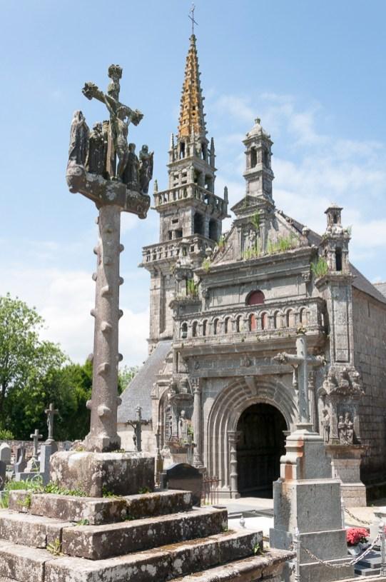 L'église de Trémaouezan