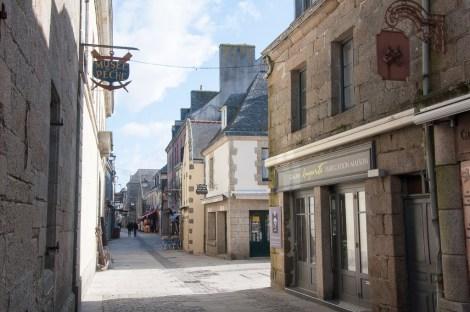 Concarneau: la ville close