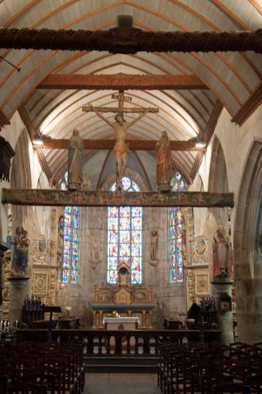 l'église de Guimillau