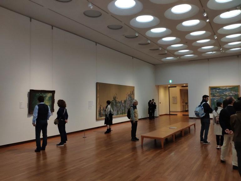 Tokyo musée art occidental