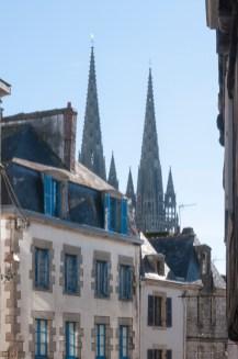 Centre de Quimper, cathédrale