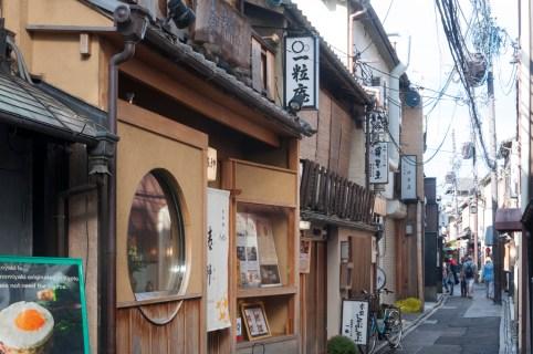 Kyoto Poncho Cho quartier
