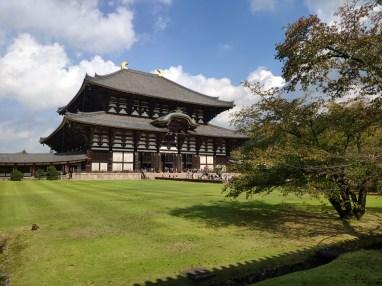 Nara: Totai Ji temple