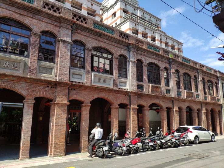 Taipei: dilua street