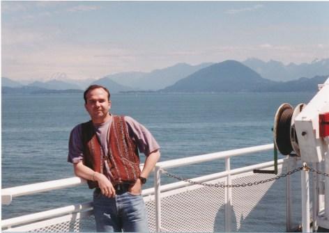 Ferry Vancouver vers ile de Vancouver