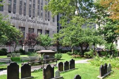 Trinity church cementery