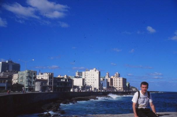 La Havane, le malecon