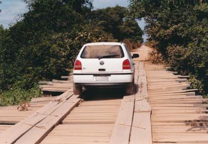 Pantanal: un des 121 ponts