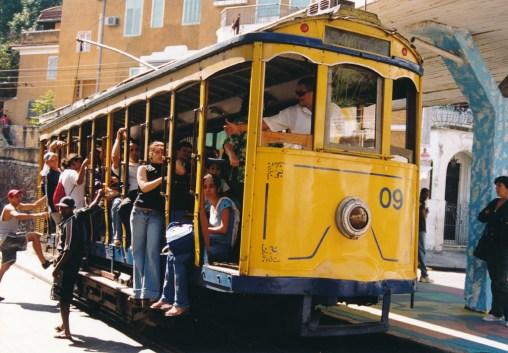 rio l'ancien tram