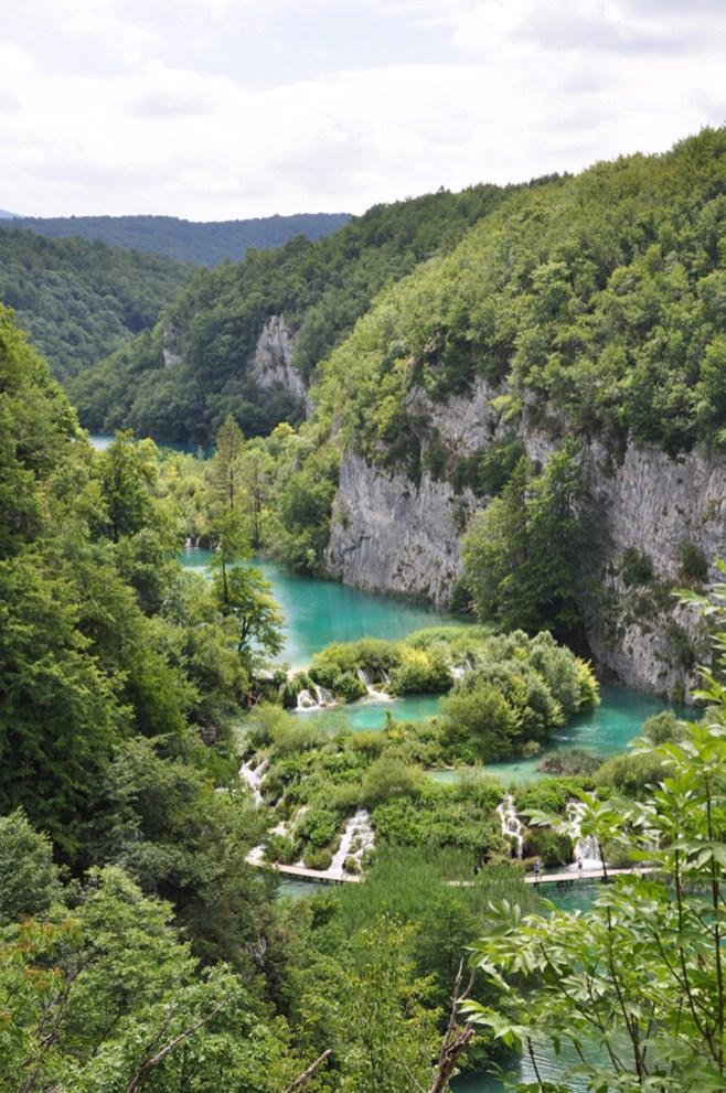 Youg 967 lacs de Plitvice