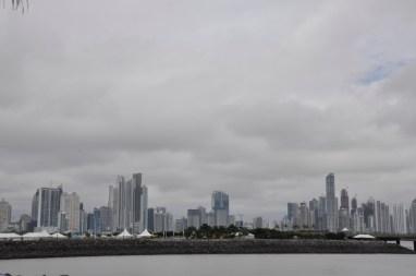 panama 58 vue depuis le casco viejo