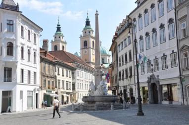 Slovénie Ljubljana