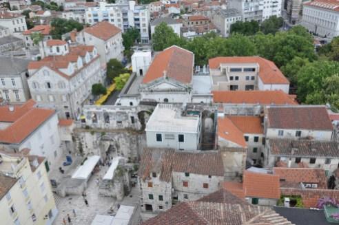 youg 836 Split palais Diocletien