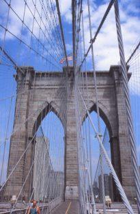 New York Brookling bridge 3