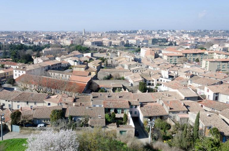 Carcassonne la ville neuve