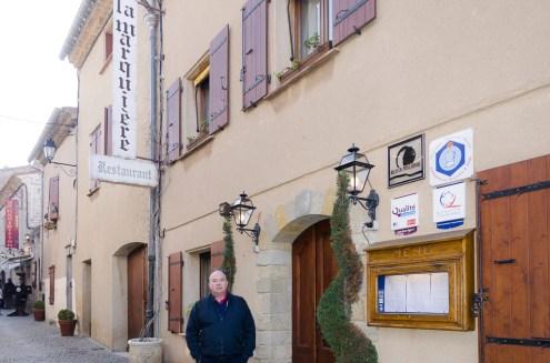 Carcassonne restaurant (Cassoulet)