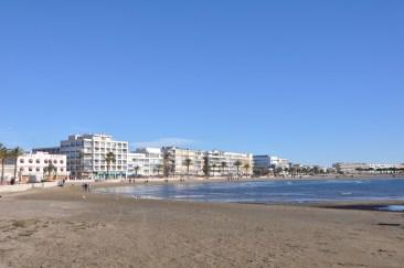 Grau du Roi , la plage