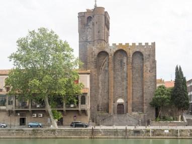 Agde: la cathédrale