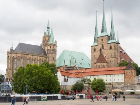 erfurt-Mariendon (cathédrale)