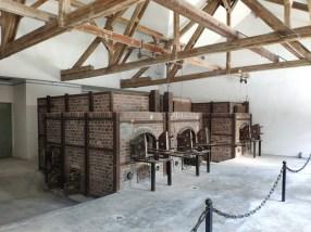 Dachau (four crématoire)