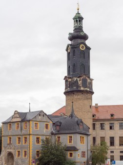 Weimar: le chateau