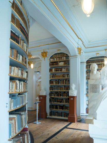 Weimar bibliothèque Amalia