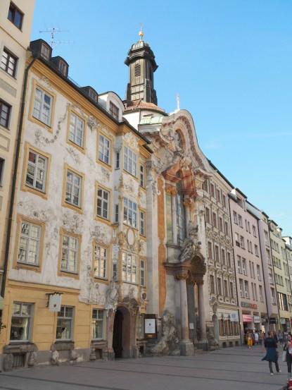 le Munich baroque