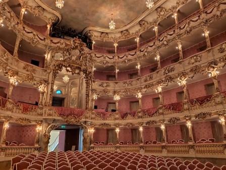 Munich Théâtre de la Residenz