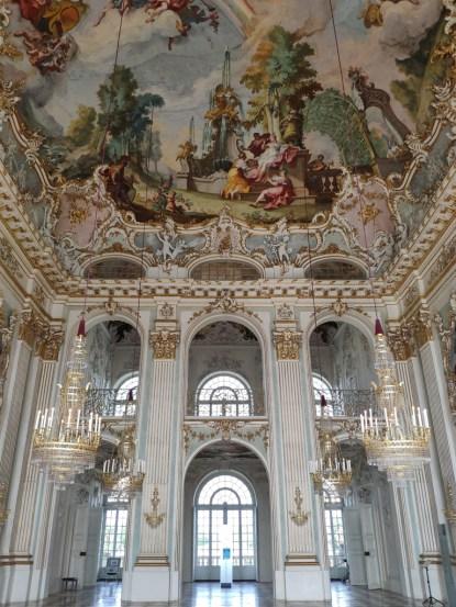 Munich château Nymphenburg