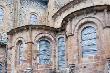 La basilique de Conques