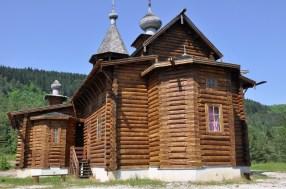 Sylvanès église orthodoxe russe