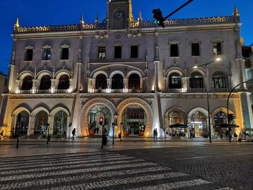 Lisbonne gare