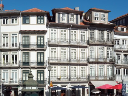 """Porto: immeubles """"typique"""" du centre"""