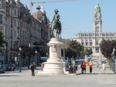 Porto Place de la Liberté