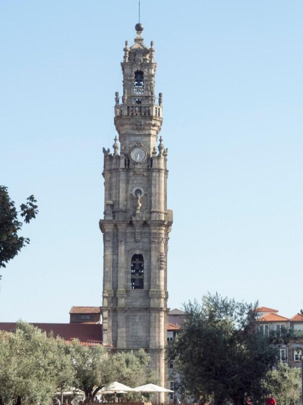 Porto: église Congragados