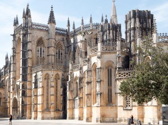 Batalha: Monastère