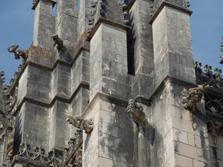 Batalha: Monastère (gargouilles)