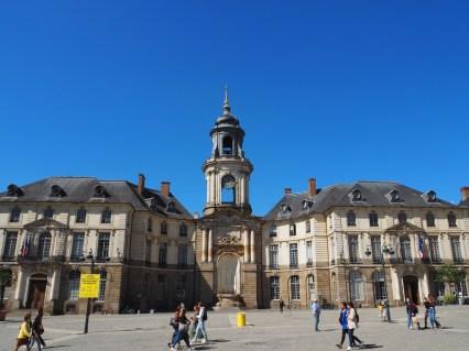 Rennes: hôtel de ville
