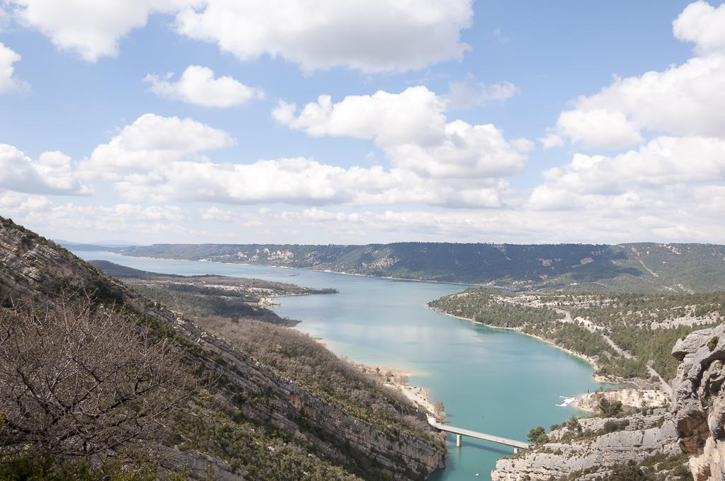 Lac Sainte Croix (près de Moustier)