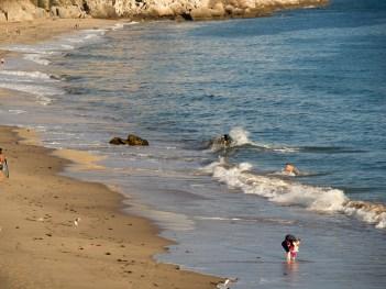 Sesimbra: la plage