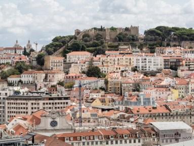 Lisbonne: Alfama Chateau St-Georges