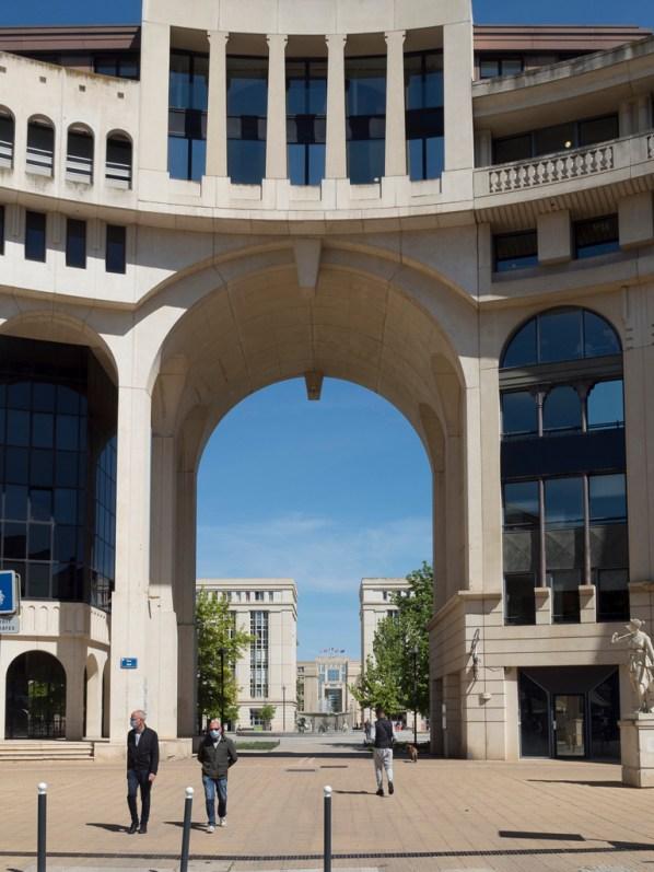 Montpellier: Antigone