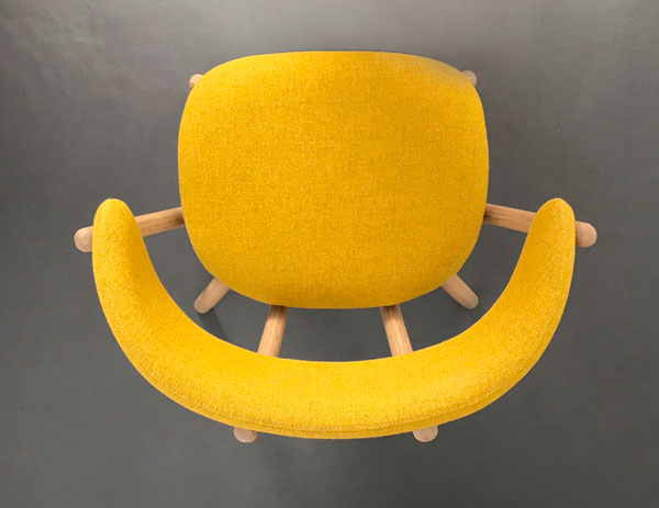 » Pebble Dining Chair