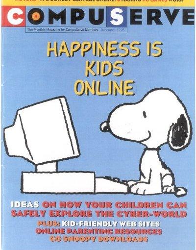 Remember CompuServe?