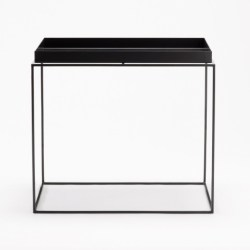 Tray Table Side Table Rectangular af Hay