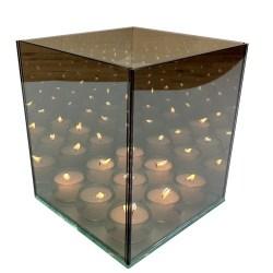 Excel Endless Cube - 9 Lights - Evighedsstagen