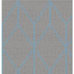 HAY Dot Carpet, 80 x 100 cm - Big Blue