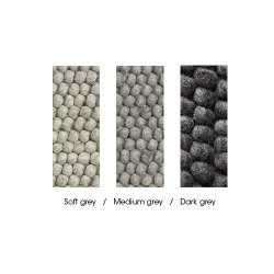 HAY Peas tæppe, 170 x 240 cm - Soft Grey