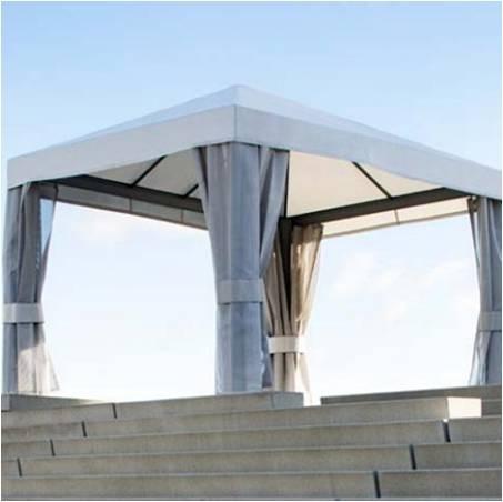 Axminster Pavilion Råhvid - Cane-Line